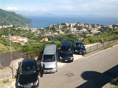Amalfi Coast Private Car