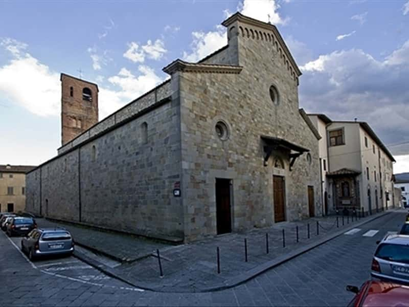 Pieve di San Lorenzo - Parish church of San Lorenzo
