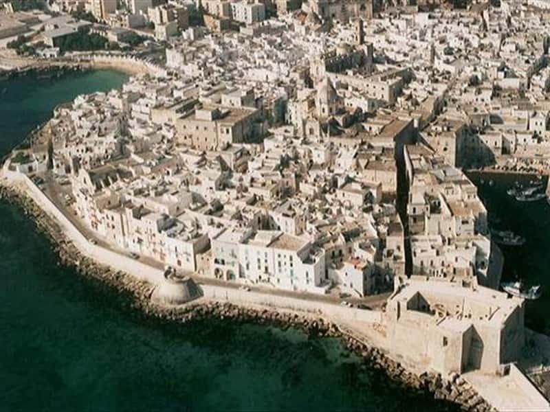 Monopoli Bari area and Murge Apulia - Vino d'Autore ...