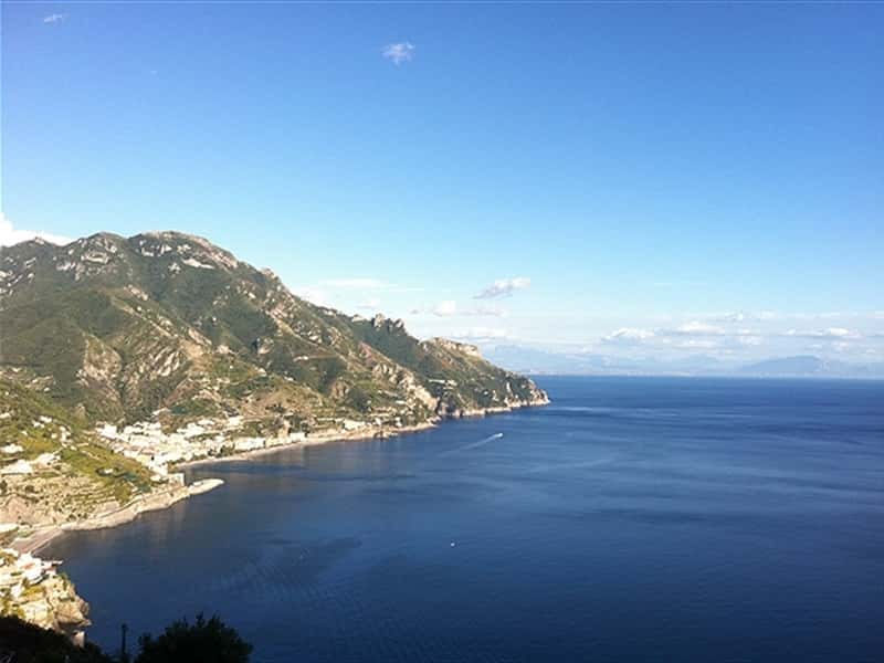 Vista da Ravello - View from Ravello