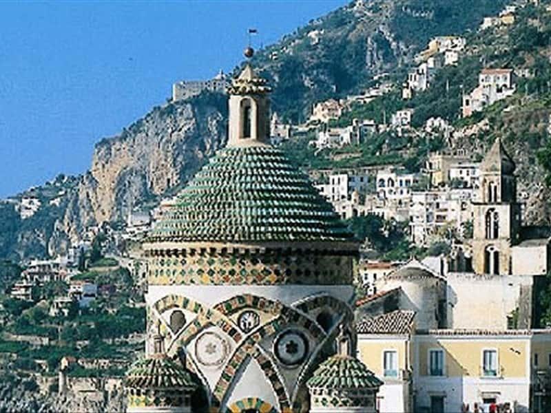 Villa Romana Minori Neapolitan Riviera Italy