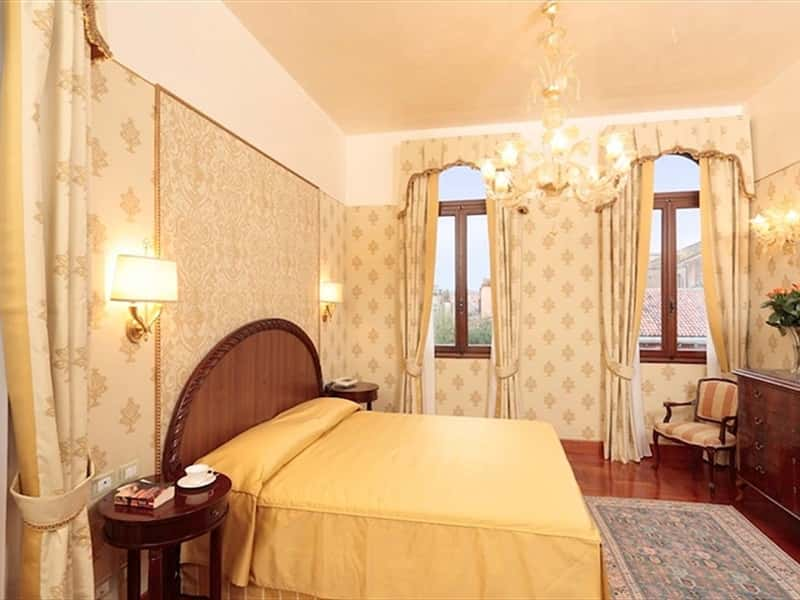 Hotel palazzo stern venezia boutique design hotel in for Boutique hotel venezia