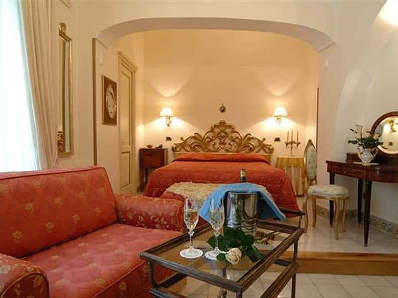 Hotel residenza del duca amalfi coast bed and breakfast in for Bed and breakfast amalfi coast