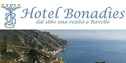 otel Bonadies Ravello Hotels accommodation in Ravello Amalfi Coast Campania - Locali d'Autore